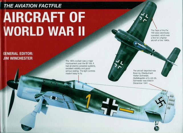 Aircraft of world war ii