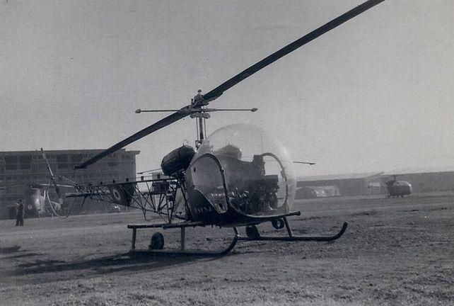 Bell h 13