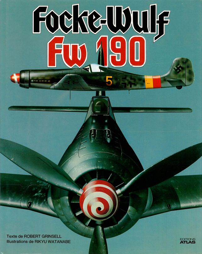 Fw 190 editions atlas
