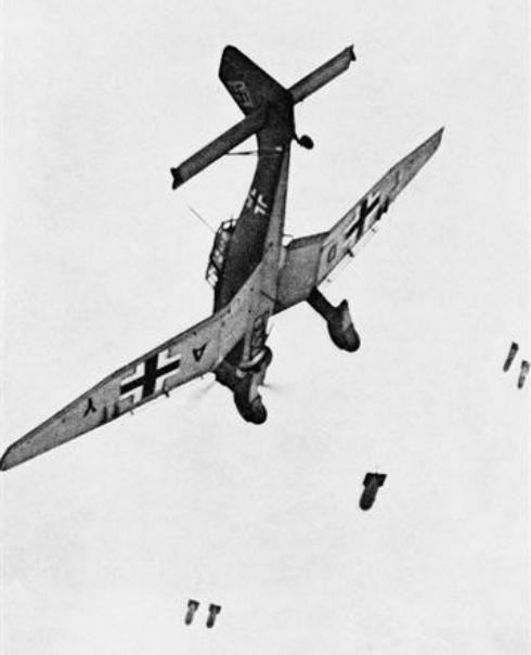 Junkers ju 87b