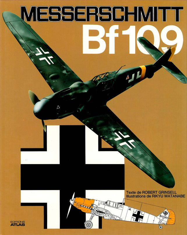 Me 109 editions atlas