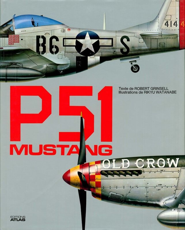 P 51 mustang editions atlas