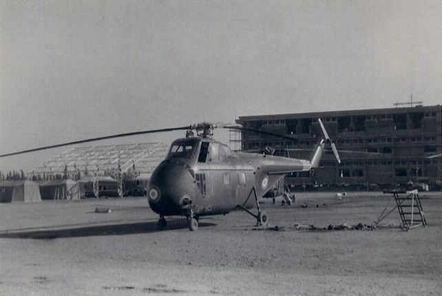 Sikorsky h 19