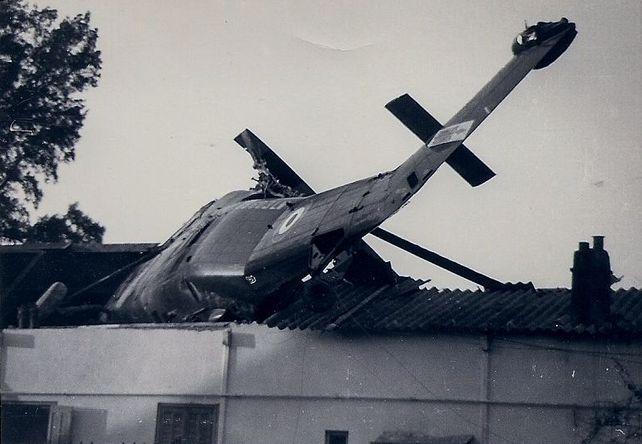 Sikorsky h 34 e