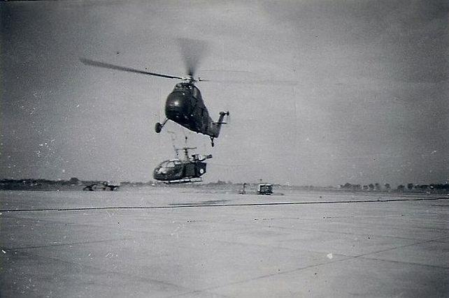 Sikorsky h 34 h