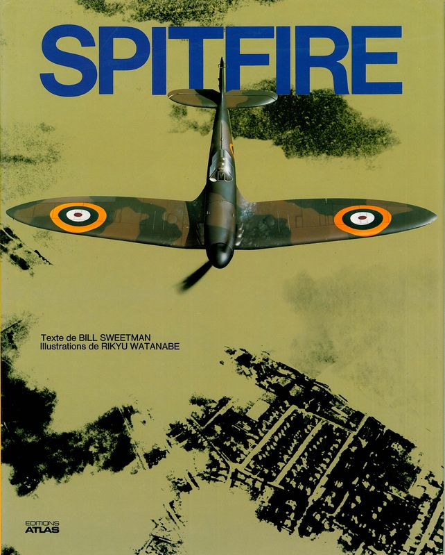 Spitfire editions atlas